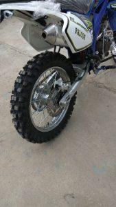 250cc dirtbike