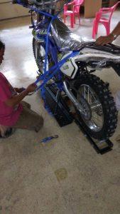 250cc Dirtbike scrambler