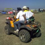 atv 600cc used at bajasae india