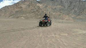 ATV RIDE LADHAK
