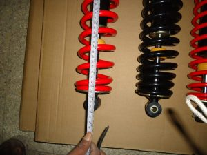 atv suspension parts shock absorber
