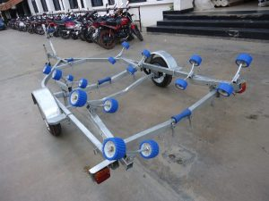 boat trailer ready stock