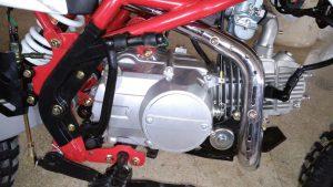 Dirtbike 125cc teenage