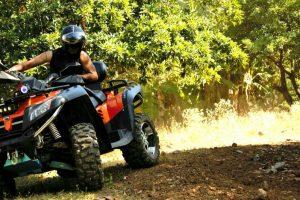 atv 800cc at the farm